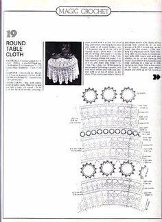 Magic Crochet Nº 16 - Edivana - Picasa Web Albums