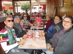 Grupo Santuários Europeus 2012
