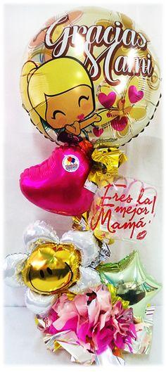 Contamos con diferentes estilos de Arreglos Estandar para festejar a las Mamis!! Contamos con servicio a domicilio!! Balloon Arrangements, Gift Baskets, Ideas Para, Snow Globes, Mothers, Christmas Bulbs, Balloons, Holiday Decor, Gifts