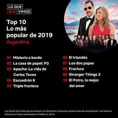 Lo mejor en Netflix Argentina Stranger Things 3, Videos, Movie Posters, Movies, Perfect Date, Documentaries, Get Well Soon, Argentina, Films