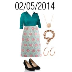 """Greens: Wednesday, February 5, 2014"" by josiegirl77 on Polyvore"