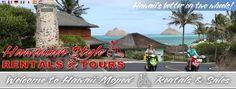 Hawaii Moped Rentals