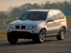 2000 BMW x5 E53