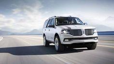 2017 Lincoln Navigator Aluminum
