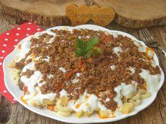 Turkish Recipes, Ethnic Recipes, Tiramisu, Noodle, Pasta, Desserts, Tailgate Desserts, Noodles, Deserts