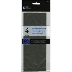grey Transfer Paper is ideal for beginning, intermediate, fine artists and crafters. Grey transfer paper is waxless, gre. Easy Paper Crafts, Fabric Crafts, Sewing Crafts, Drawing Letters, Paper Flower Tutorial, Arts And Crafts Supplies, Transfer Paper, Amazon Art, Sewing Stores