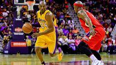 One last time: Kobe Bryant's final road trip begins #KobeBryant