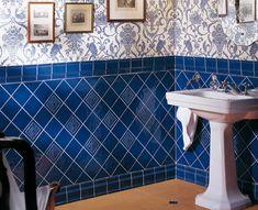 Koupelny Tiny Bathrooms, Toilet, Sink, Kitchen, Design, Retro, Home Decor, Pose, Houses