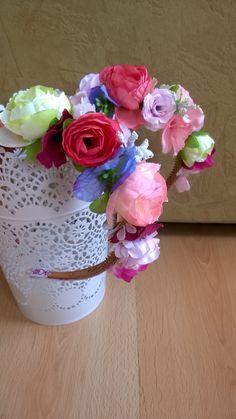 kvetinkové party pre dievčence heligonkárky
