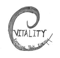 Spiral Shape Logo Closup