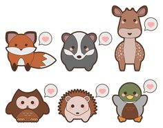 free-kawaii-country-wildlife-icons-preview.gif (608×477)