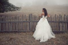 Jenny & Max | Photographer: Larissa Cleveland