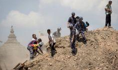 Nepal's PM says quake death toll could reach 10,000