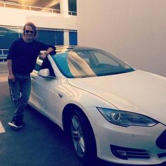 photo of Sam Heughan Maserati - car