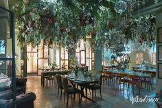 Milan Design Week 2017 Highlights, Pop-up restaurant at Nonostante Marras, Photo © Nick Hughes | #Milantrace2017