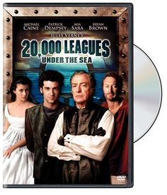 Mia Sara, Michael Caine, Bryan Brown, and Patrick Dempsey in Leagues Under the Sea Novelist, Steampunk Movies, Free Movies Online, Adventure Movies, Movies, Movies To Watch, Romance Movies, Caine Michael, Mia Sara