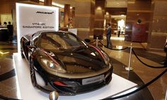 McLaren MP4-12C Singapore Edition Launched For RM3.2mil