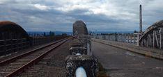 The old Westshore Bridge, Westshore, Hawkes Bay, NZ Railroad Tracks, Bridge, Old Things, Adventure, Happy, Fairytail, Happiness, Fairy Tales