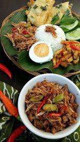 jnokitchen: Sego Megono Tasty Rice Recipes, Rice Recipes For Dinner, Pork Recipes, Asian Recipes, Cooking Recipes, Ethnic Recipes, Indonesian Cuisine, Indonesian Recipes, Rice Side Dishes