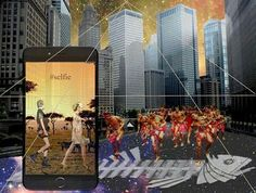 #graphicdesign#mywork#selfieinurbanjungle#33x25cm