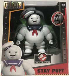 The Angry Spider has the best toys: TAS038744 - 2016 ...  Take a look: http://theangryspider.com/products/tas038744-2016-jada-toys-die-cast-ghostbusters-6-stay-puft-m78?utm_campaign=social_autopilot&utm_source=pin&utm_medium=pin