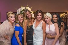 The Real Housewives of New York City  Photography: Patricia Dash for Revery Weddings Read More: http://www.insideweddings.com/weddings/luann-de-lesseps-and-thomas-dagostino/1013/