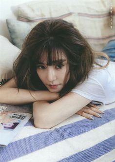 160704 SNSD Tiffany's First Solo Mini Album 'I just wanna dance' photo book SNSD Tiffany