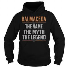BALMACEDA The Myth, Legend - Last Name, Surname T-Shirt #name #tshirts #BALMACEDA #gift #ideas #Popular #Everything #Videos #Shop #Animals #pets #Architecture #Art #Cars #motorcycles #Celebrities #DIY #crafts #Design #Education #Entertainment #Food #drink #Gardening #Geek #Hair #beauty #Health #fitness #History #Holidays #events #Home decor #Humor #Illustrations #posters #Kids #parenting #Men #Outdoors #Photography #Products #Quotes #Science #nature #Sports #Tattoos #Technology #Travel…