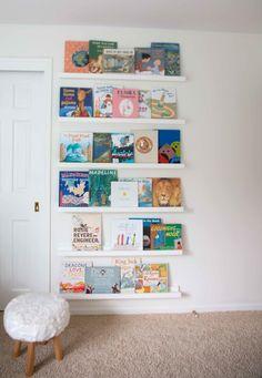 Bücherregal Kinderzimmer Selber Bauen