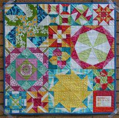 BlockBase Sew Along - Finished Quilt