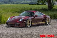 Porsche mit Po-Lifting: Breites Hinterteil am RAD48-Cayman: Zwei Schrauberfreunde zeigen den Zuffenhausenern, wie man es richtig macht - Auto der Woche - VAU-MAX - Das kostenlose Performance-Magazin