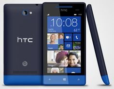 HTC 8X and 8S with Windows Phone 8 introduced, will be available starting in…