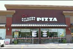 One of our Family Favorites, We Stop in Weekly - Gilbert Pizza, Gilbert, Arizona