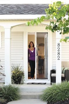 ODL Brisa BRSTBE Bronze Standard Retractable Screen Door