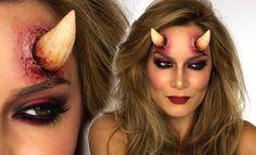 Sexy Devil Halloween MakeUp Tutorial | Shonagh Scott | ShowMe MakeUp