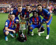 """From """"FC Barcelona - Copa Kings! (3-1)"""" story by FC Barcelona on Storify — https://storify.com/FCBarcelona/fc-barcelona-copa-kings-3-1"""