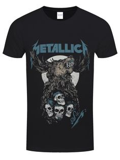 The devil awaits! Metallica's collaboration with the San Francisco Symphony combined thrash metal and classical harmonies to create a groundbreaking new musical dimension. Celebrate the epic achievements of their classic live album, S&M, with this incredible t-shirt featuring the band's characteristic grotesque artwork. Official merch.