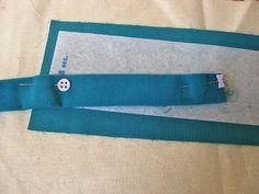 Como hacer un bolso de patchwork para las compras