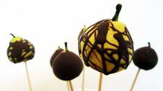 Chocolate Miniature Pears - Vegan & Gluten-Free