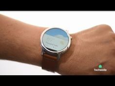 Unimpressed by the Apple Watch? Good news: You can now use Android watches with the iPhone. We go hands-on with the Moto 360 and Android Wear for iOS. - http://amzn.to/2h26UWh