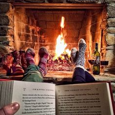 :) i read, he listens. Reading together has brought us sooo much closer, plus it sets a beautiful example for little lisa
