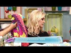 Bebek Battaniyesi ve Bere Yapımı ❤ Derya Baykal - YouTube