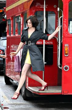 And public transport. | 31 Reasons Why Sophie Ellis-Bextor Is Possibly The Most Under Appreciated Pop Star Of All Time