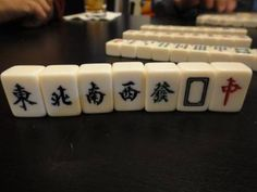Mahjong is a fun and popular game in Asia. To properly arrange your tiles and to play, you must first learn the meaning behind each mahjong tile.