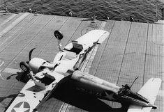 Corsair, VF-17, Bunker Hill 1943