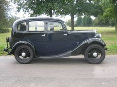 Morris 8 S1 Four Door Saloon.  (1936) on Car And Classic UK [C391330]