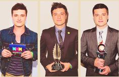 Give Josh ALL the awards!
