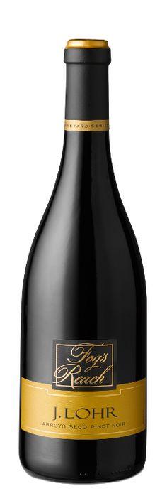 J Lohr Winery - Fog's Reach Pinot Noir - Code SAQ:12573156