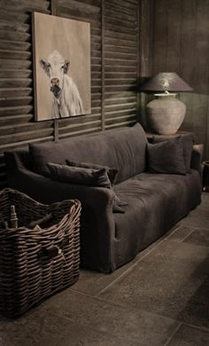 When you set out to improve your home, you might be overwhelmed by all the things. Living Room Interior, Living Room Decor, Masculine Interior, Belgian Style, Man Room, Interior Design Tips, Wabi Sabi, Soft Furnishings, My Dream Home