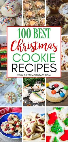 This ultimate collection of the best Christmas cookies has something for everyone. You will find a delicious selection cookies to bake for the holidays! Chocolate Marshmallow Cookies, Chocolate Chip Shortbread Cookies, Toffee Cookies, Roll Cookies, Yummy Cookies, Cookies Et Biscuits, Almond Cookies, Brownie Cookies, Bar Cookies
